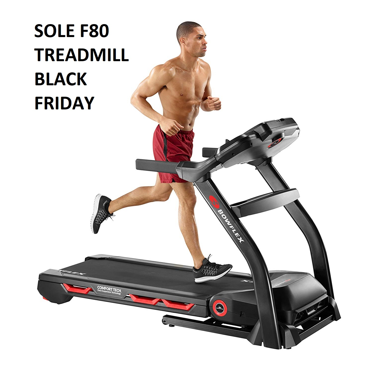 SOLE F80 TREADMILL BLACK FRIDAY