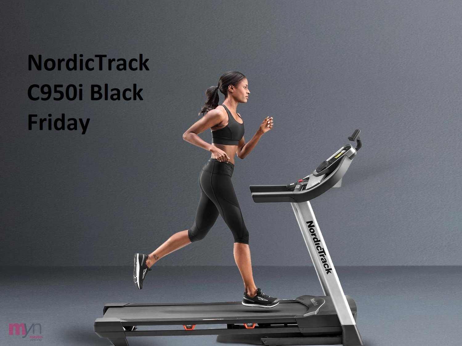 NordicTrack C950i Black Friday
