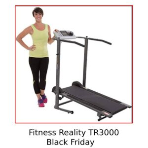 Fitness Reality TR3000
